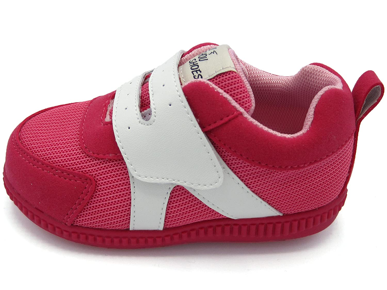 TCHOU TCHOU SHOES Baskets Fashion & Sporty - Chaussures Premiers Pas Bébé Fille N°1 - Marque Française