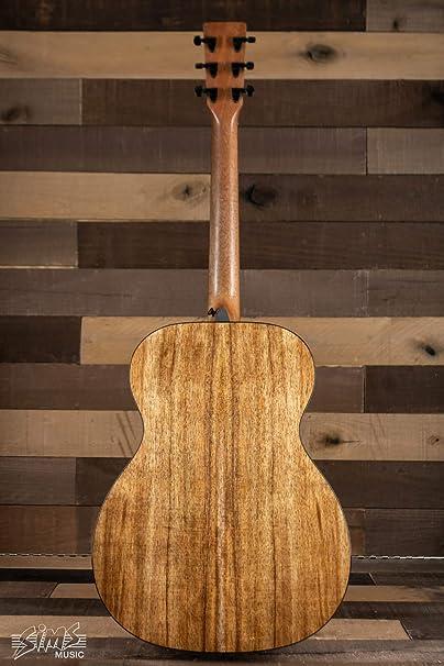 Martin 000-12E Guitarra acústica eléctrica Koa: Amazon.es ...