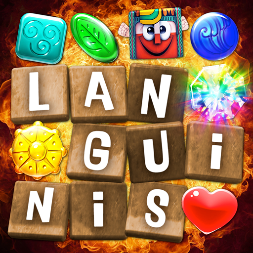 Featured FreeApp is Languinis: Word Puzzle Challenge