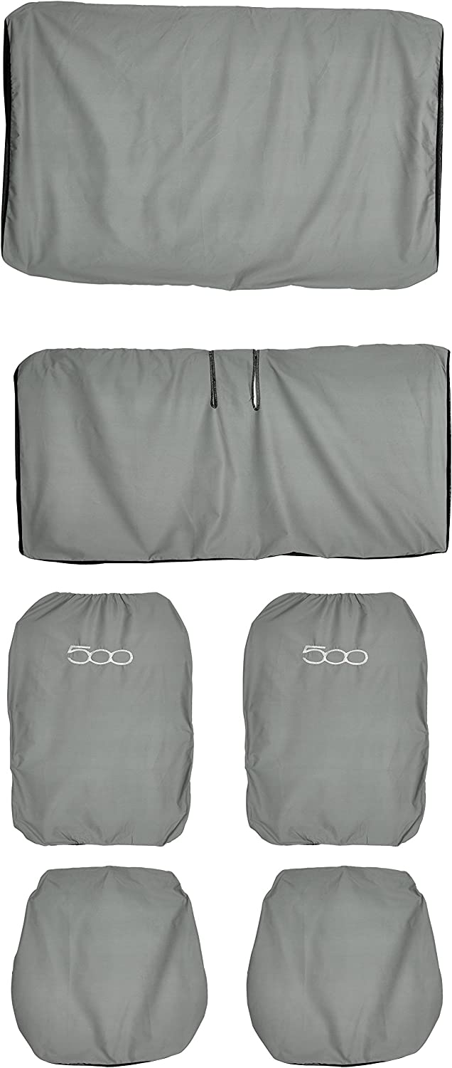 /Grey Lupex Shop 500//_ GC Seat Covers/