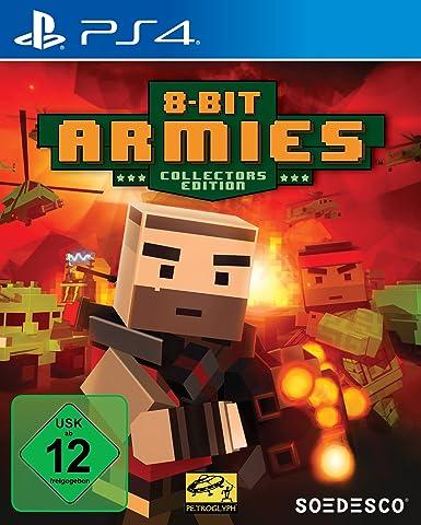 GAME 8-Bit Armies Collectors Edition, PS4 vídeo - Juego (PS4, PlayStation 4, Estrategia, Modo multijugador, E10 + (Everyone 10 +)): Amazon.es: Videojuegos