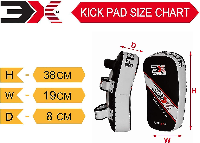 Kick Target Taekwondo Boxing Kick Strike Pad Muay Thai Pad Piedi per Le Mani Kick Strike Shield Allenamento Punzonatura Guanti