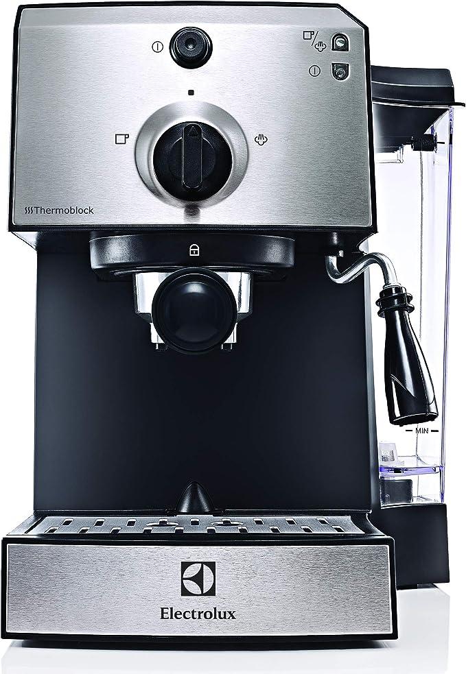 Electrolux EEA111 Cafetera EasyPresso con Bomba Profesional de 15 ...