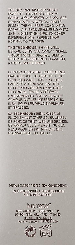 Laura Mercier Base en Crema Libre de Aceite, para Piel Normal o Grasa, Tono Bamboo Beige - 30 ml: Amazon.es: Belleza