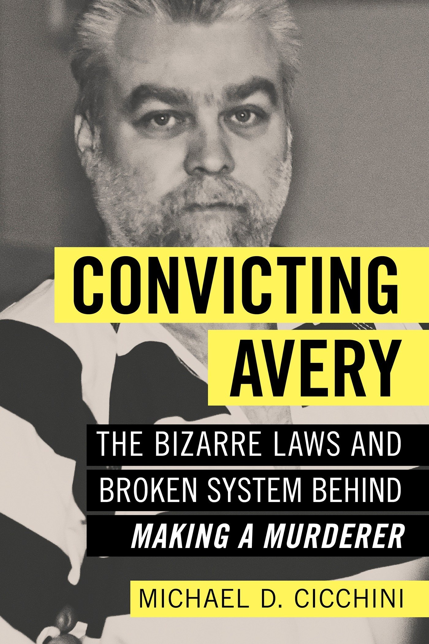 """Read Online Convicting Avery: The Bizarre Laws and Broken System behind """"Making a Murderer"""" PDF"""