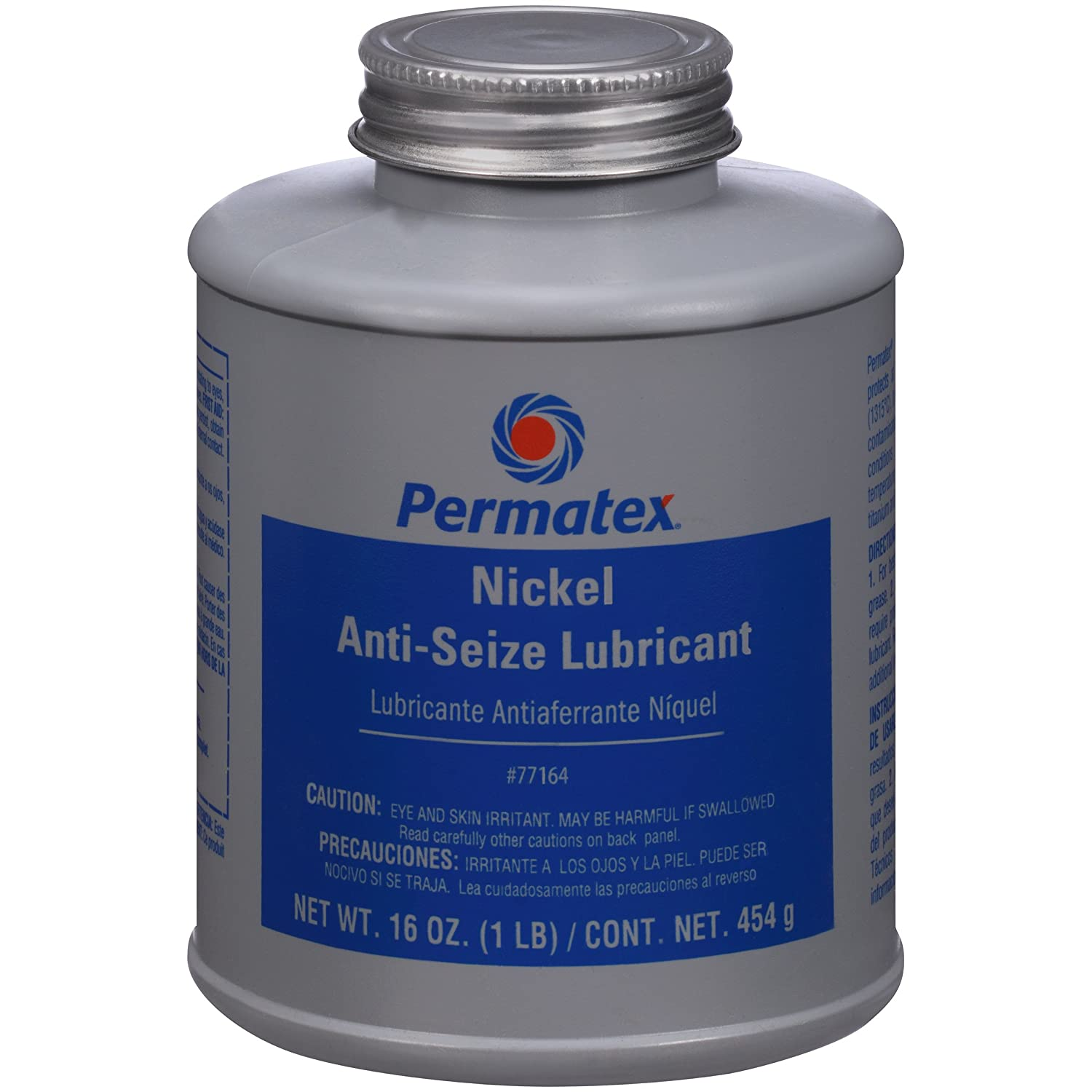 Amazon.com: Permatex 77134 Nickel Anti-Seize Lubricant, 0.5 oz Tube (Pack of 6): Automotive