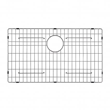 KRAUS KBG 100 30 Stainless Steel Bottom Grid For KHU100 30 Single Bowl