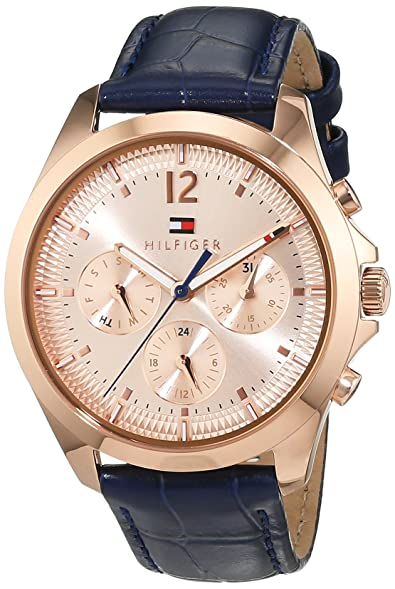 Tommy Hilfiger 1781703 1781703 Wristwatch for women Design Highlight