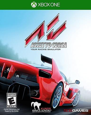 505 Games Assetto Corsa Xbox One Básico Xbox One Inglés vídeo ...