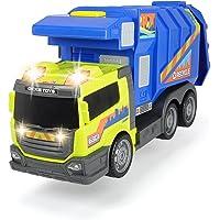 Dickie - Camión de Basura, Color Azul (3308379)