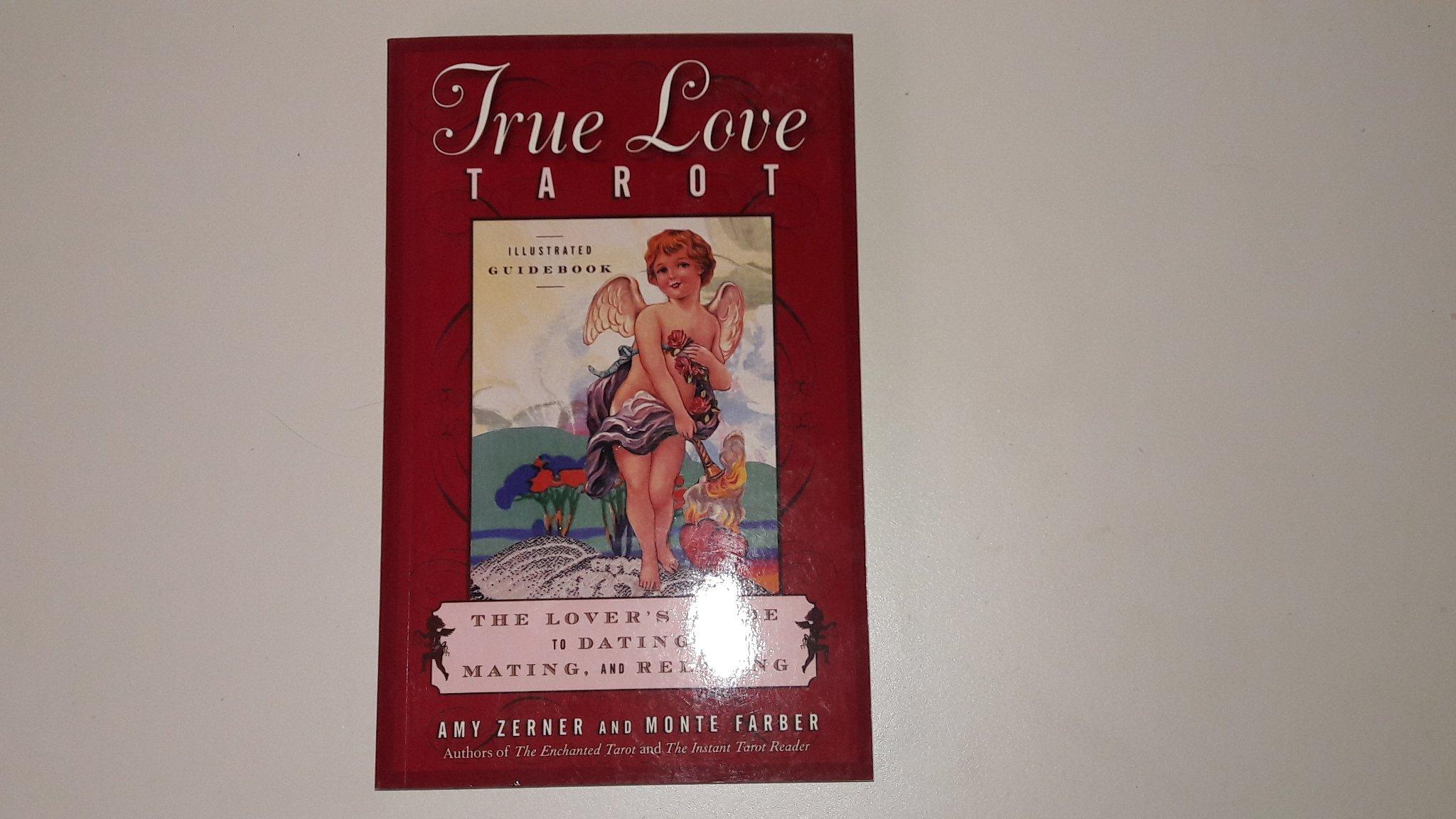 TRUE LOVE TAROT: MONTE FARBER: Amazon com: Books