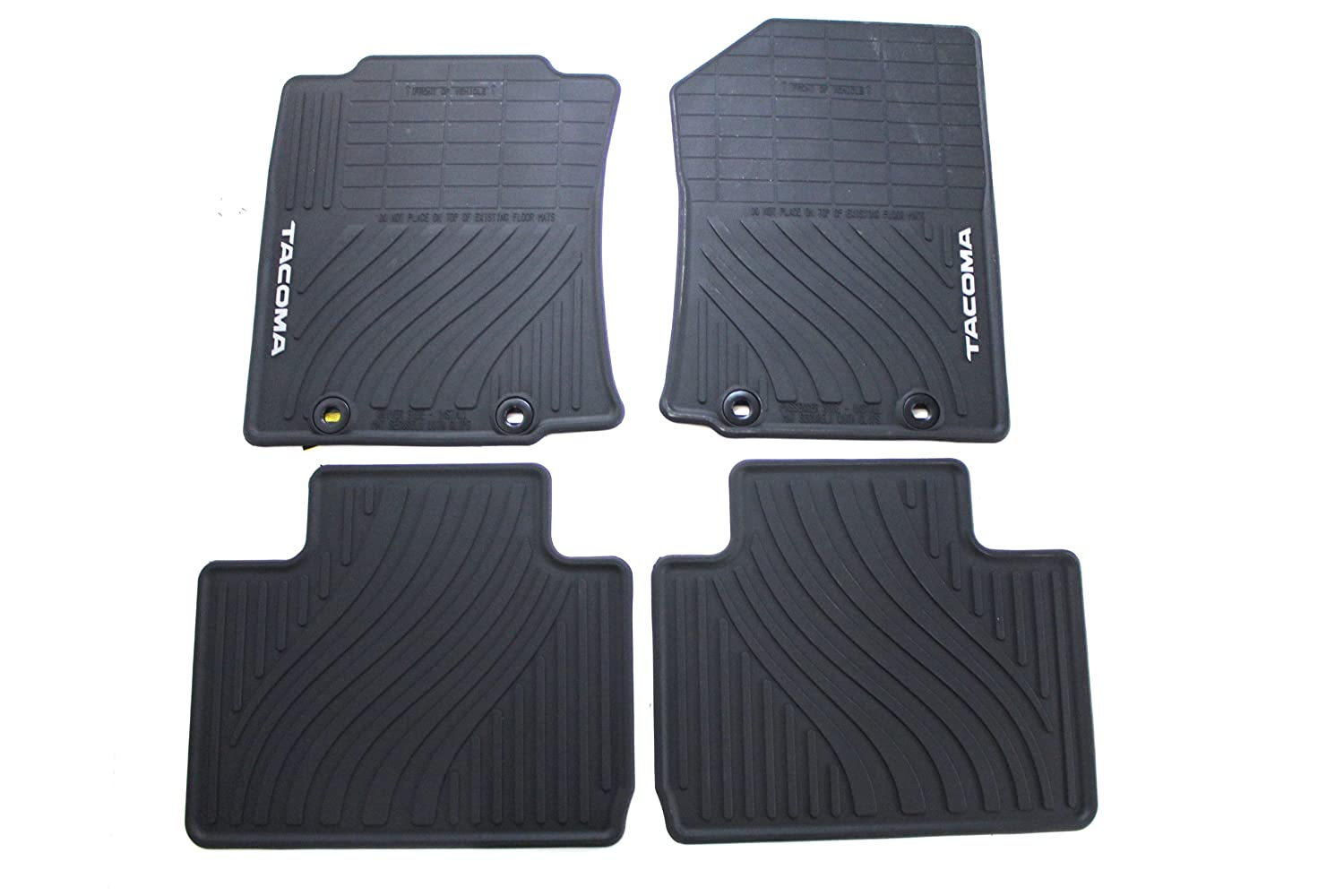 floor tacoma x molded weathertech digitalfit toyota mat black mats of att photo exceptional liners