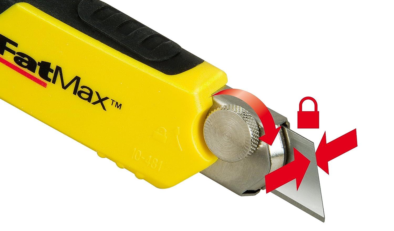 STANLEY FATMAX 1-10-481 - Cutter FatMax 18mm: Amazon.es: Bricolaje y herramientas
