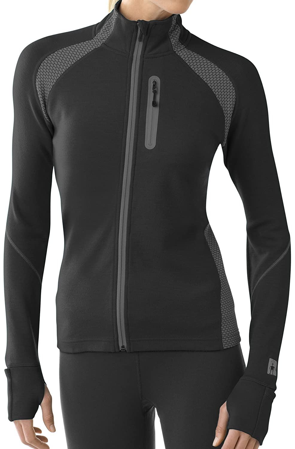Smartwool Damen Thermopullover TML Light Full-Zip