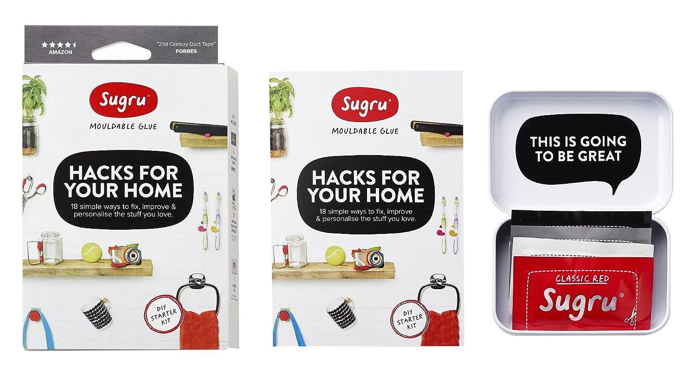 sugru hacks for your home kit amazon com