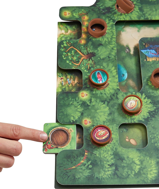 HABA-Los Tesoros del Bosque Encantado-ESP Juego de Mesa (Habermass H305606A): Amazon.es: Juguetes y juegos