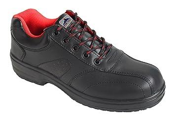 Portwest FW41 - Zapato de seguridad mujeres 36/3, color Negro, talla 36