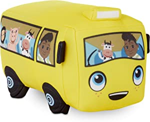 Little Tikes Little Baby Bum Wigglin' Wheels On The Bus Official Plush Toy