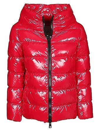 Herno Luxury Fashion Donna PI0837D122206020 Rosso Piumino
