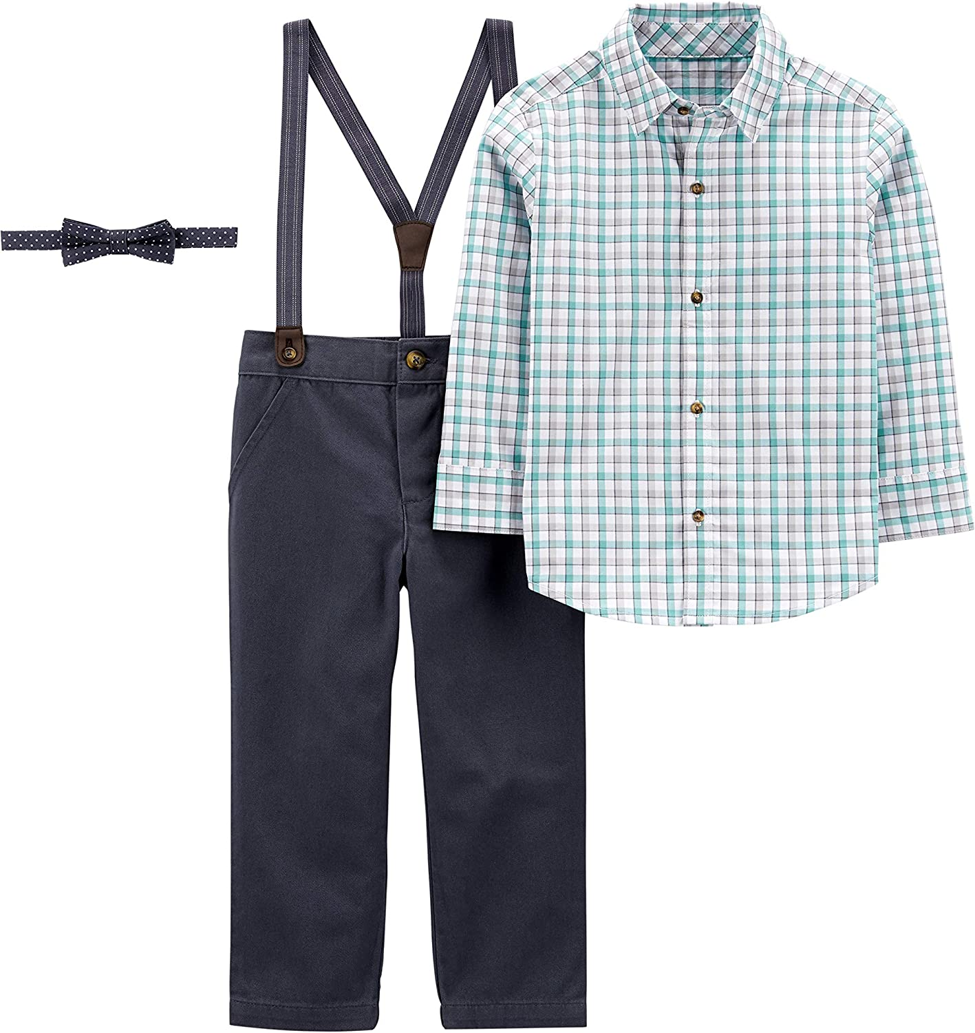 Simple Joys by Carter's Boys' 3-Piece Special Occasion Bow-tie and...