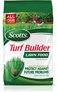 Scotts 22315 Turf Builder Lawn Food Northern, 15M Available in the North Only, 15,000 sq. ft