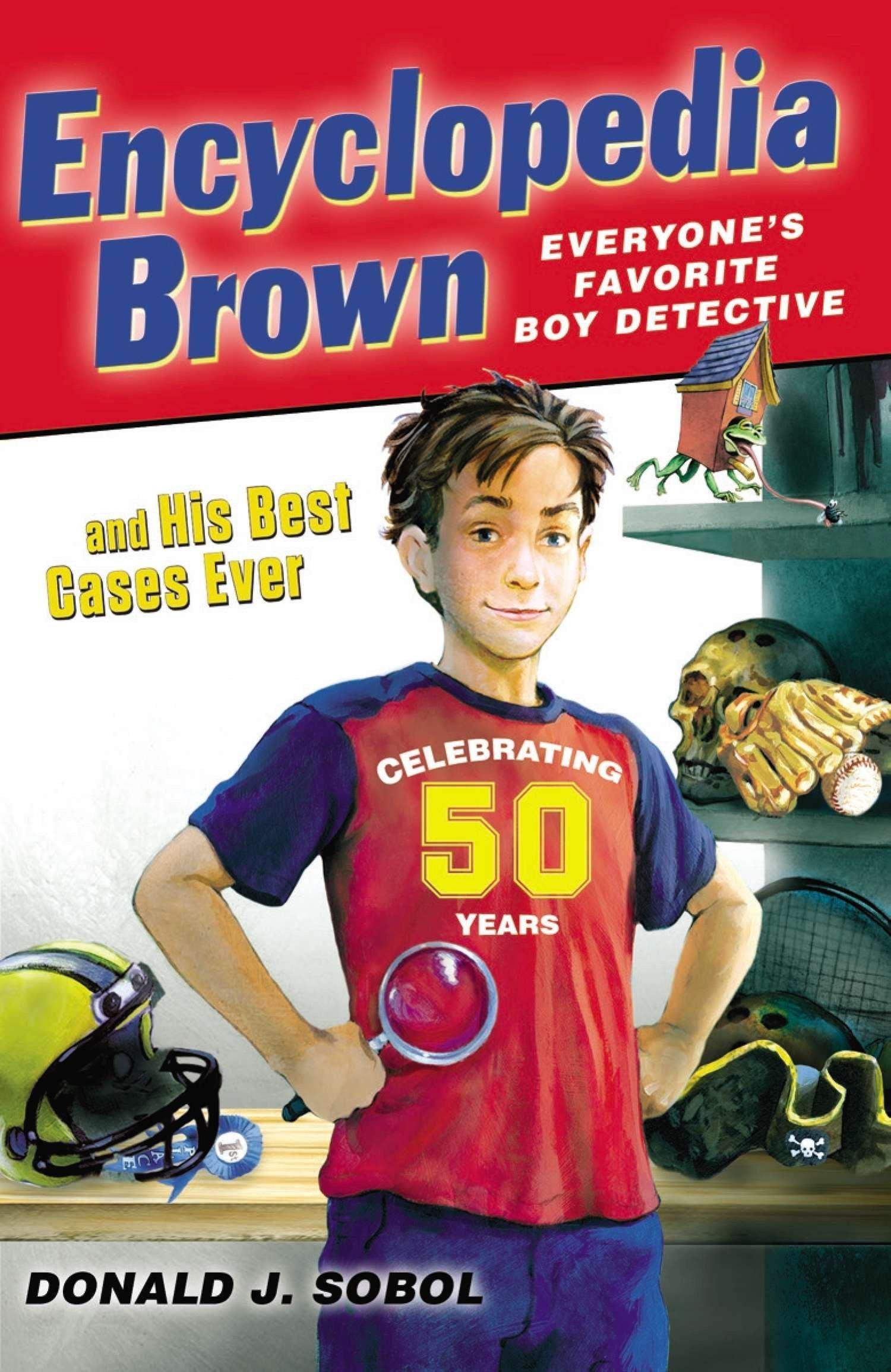 Download Encyclopedia Brown and his Best Cases Ever pdf epub