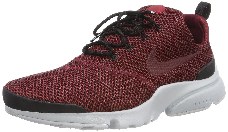 Rot (rot) Nike Presto Fly, Hausschuhe de Gimnasia para Hombre