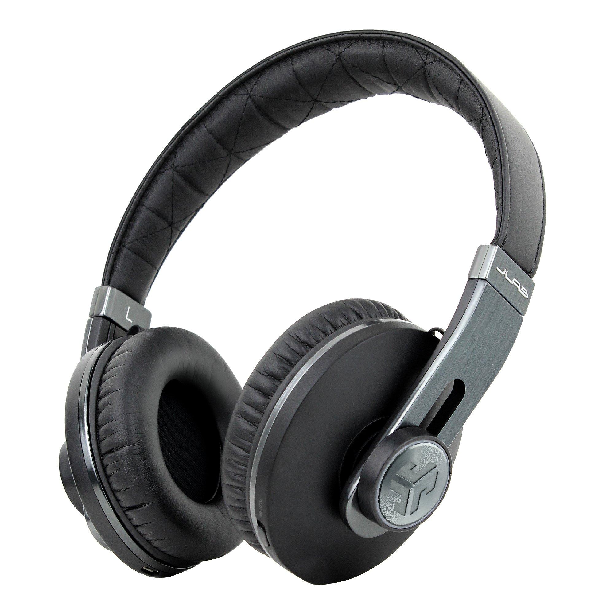Jlab Audio Omni Premium Folding Bluetooth Wireless Over-Ear Headphone With Mi.. 14