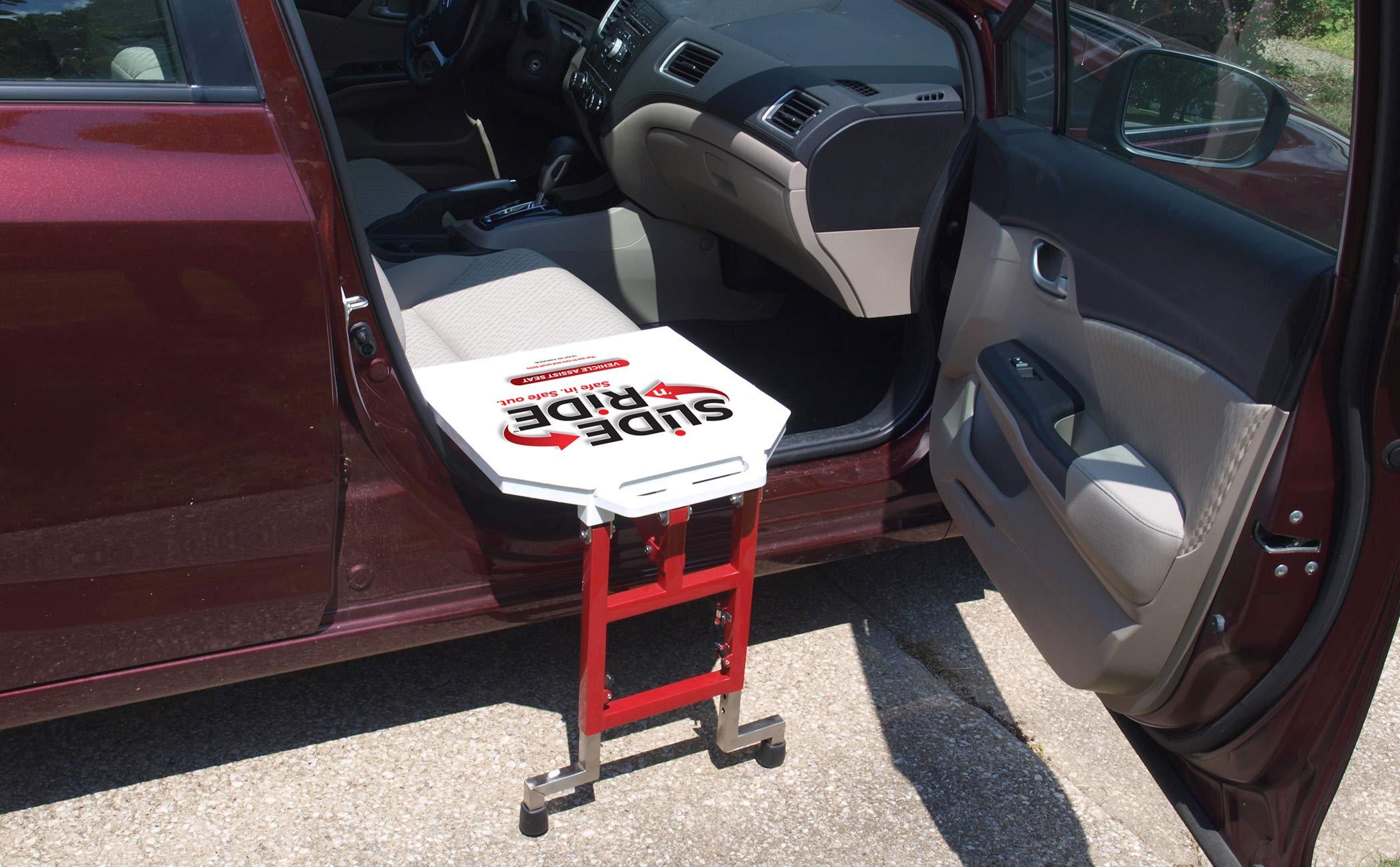 SLIDE 'n RIDE Vehicle Assist Seat by SLIDE 'n RIDE Vehicle Assist Seat