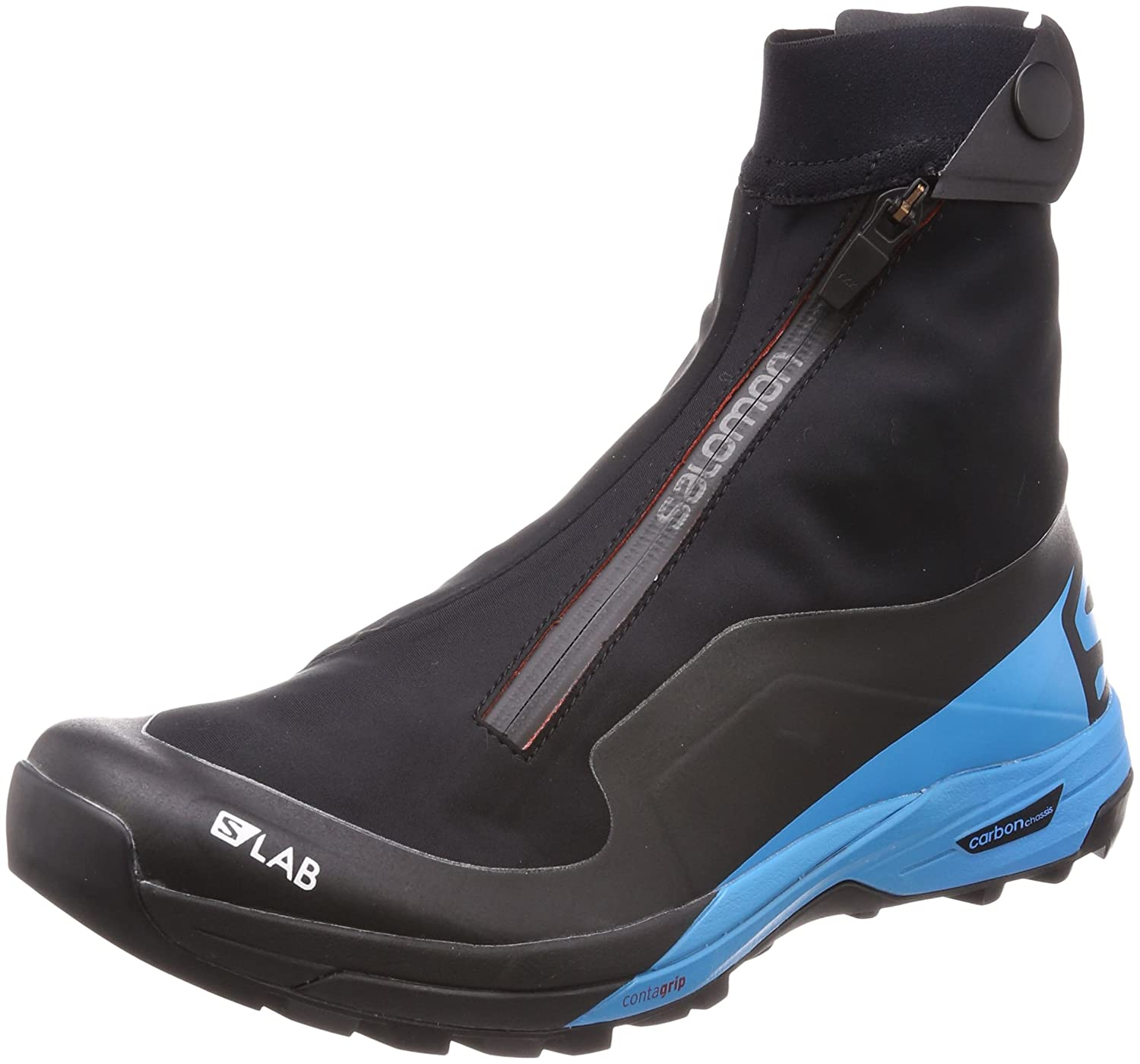 TALLA 44 2/3 EU. Salomon S/Lab XA Alpine 2, Zapatillas de Trail Running Unisex Adulto