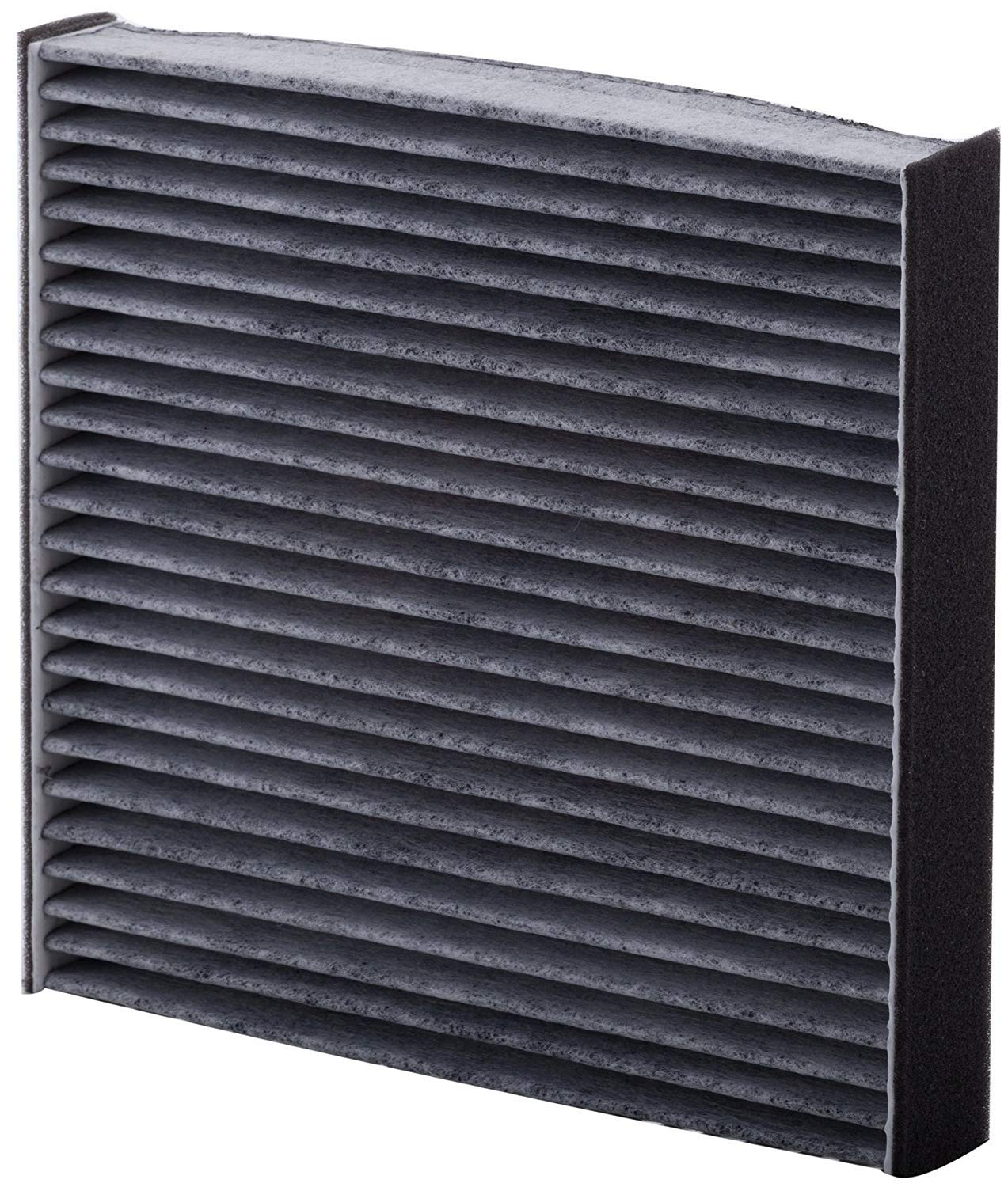 PG Cabin Air Filter PC5667C |Fits 2005-2019 various models of Toyota, Lexus, Jaguar, Subaru, Land Rover (Charcaol Media Pack of 6) by Premium Guard (Image #2)