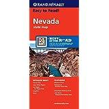 Rand McNally Folded Map: Nevada