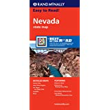 Rand McNally Nevada State Map