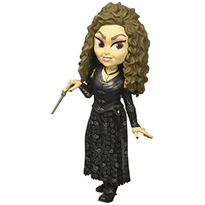 Funko Rock Candy Harry Potter Bellatrix Lestrange Action Figure: Funko Rock Candy:: Toys & Games