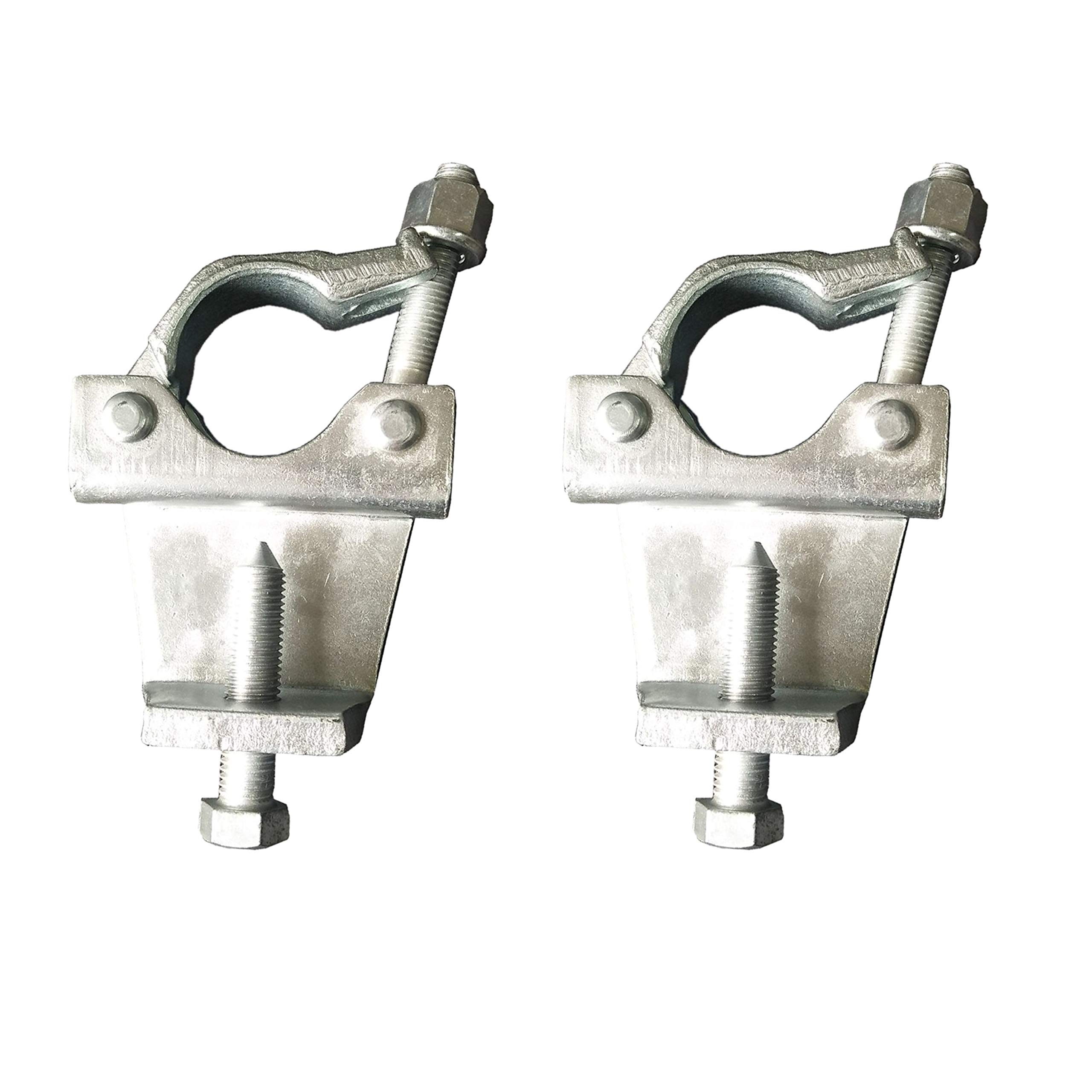 Scaffolding Beam Clamps 2 pcs Brand New Galvanized by eallc