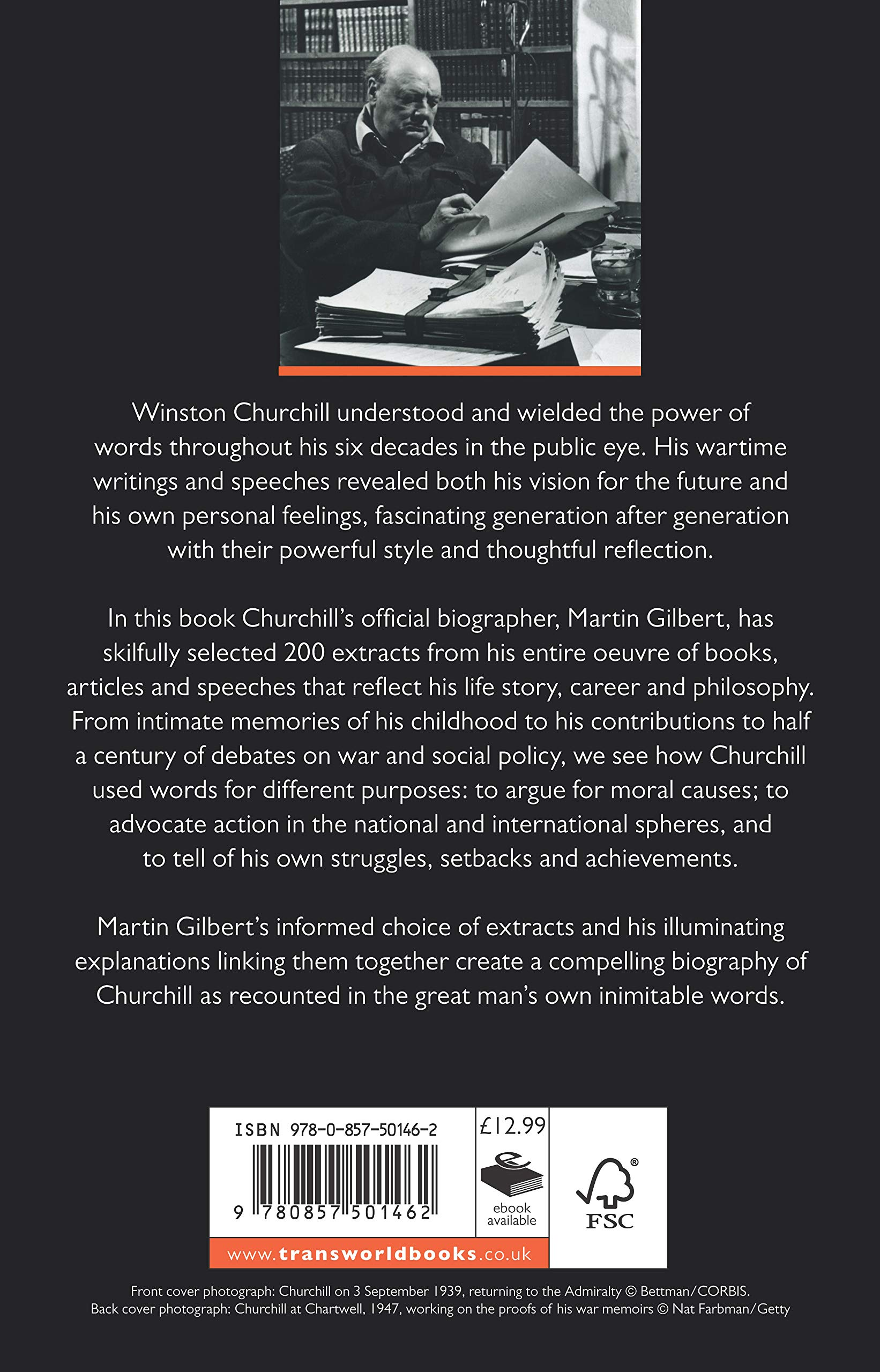 Buy Churchill: The Power of Words Book Online at Low Prices in India |  Churchill: The Power of Words Reviews & Ratings - Amazon.in