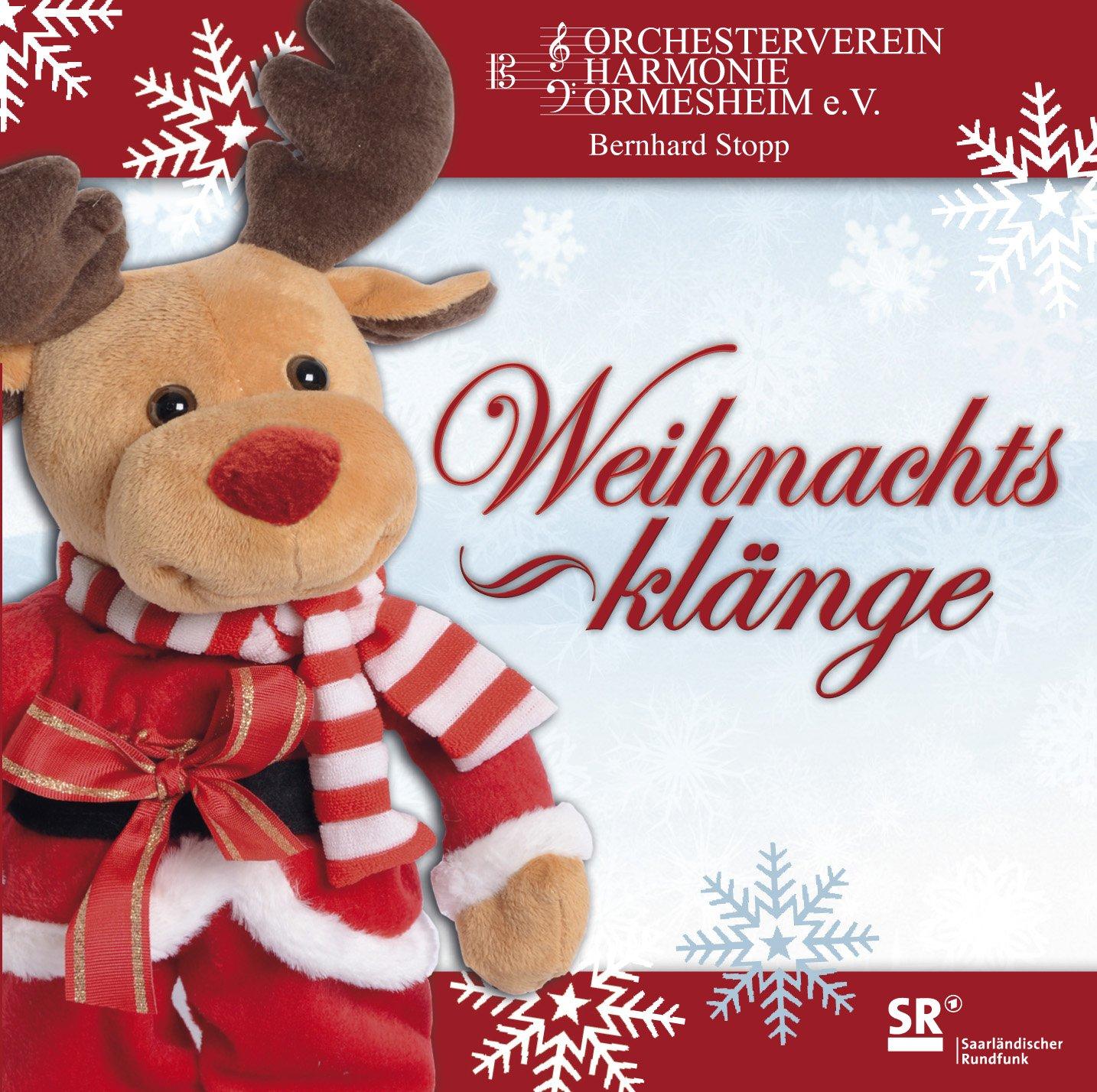 Weihnachtsklänge - Orchesterverein Harmonie Ormesheim e.V., Johann ...