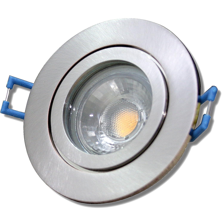 5Watt Power LED Badezimmer Einbaustrahler Nautilus 230Volt ...