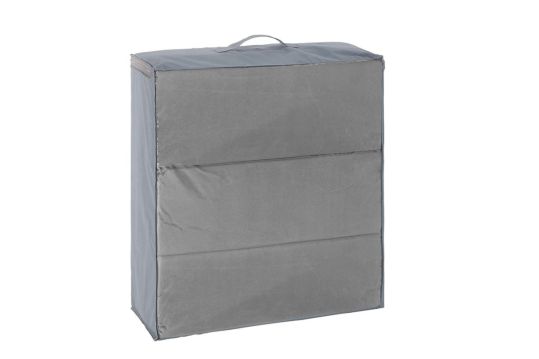 ZOLLNER Colchón Plegable para Invitados, 65x220 cm, Gris: Amazon.es: Hogar