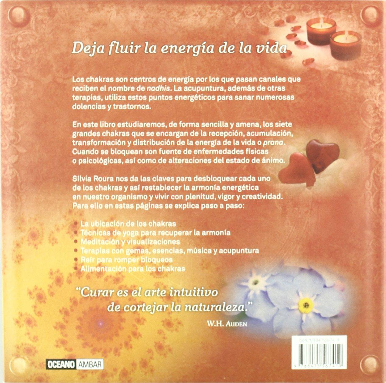 El libro de los chakras: Desbloquea tus centros energéticos ...