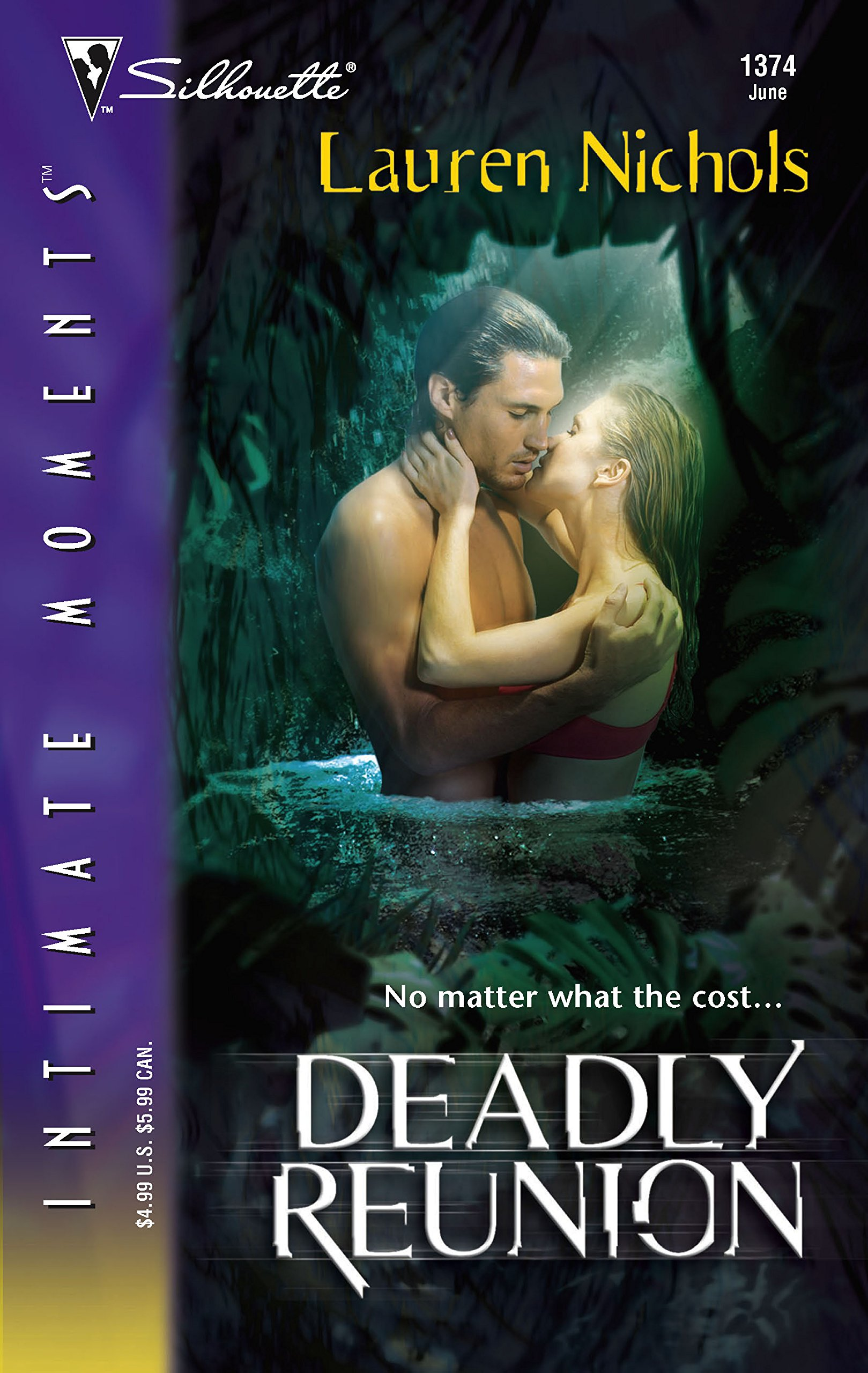 Deadly Reunion (Silhouette Intimate Moments) pdf epub