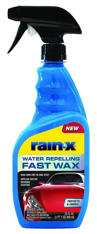 Rain-X 620118 Water Repelling Fast Wax, 23. Fluid_Ounces