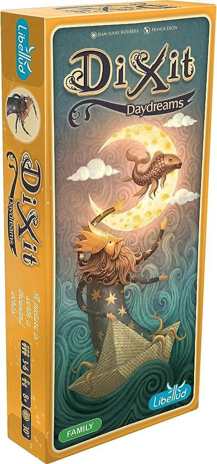 Libellud - Juego de Cartas, de 3 a 6 Jugadores (ASMDIX07EN) (versión en inglés): Amazon.es: Juguetes y juegos