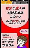 Vol.1 賃貸か購入か キンドル・リノベシリーズ (ちきりんブックス)