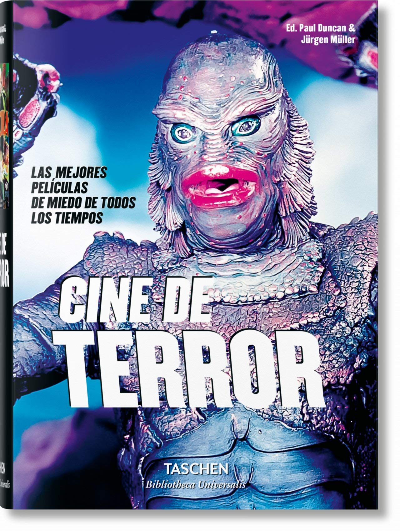 Cine de Terror (Bibliotheca Universalis): Amazon.es: Paul Duncan, Jürgen Müller: Libros