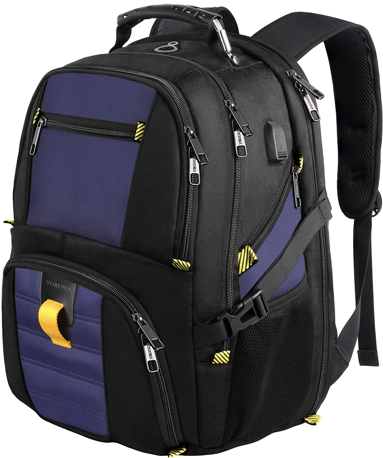 Yorepek Travel 17 Inch Laptop Backpack