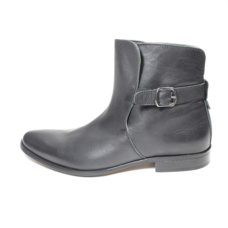 Buffalo Antique Herren Schuh Stiefeletten Boots Leder