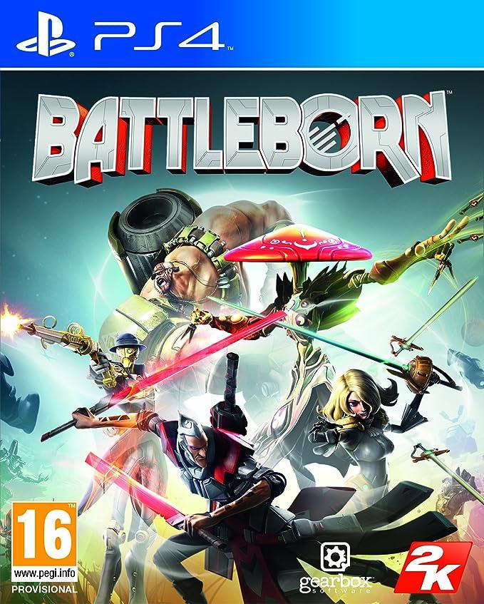 Battleborn [Importación Francesa]: Amazon.es: Videojuegos