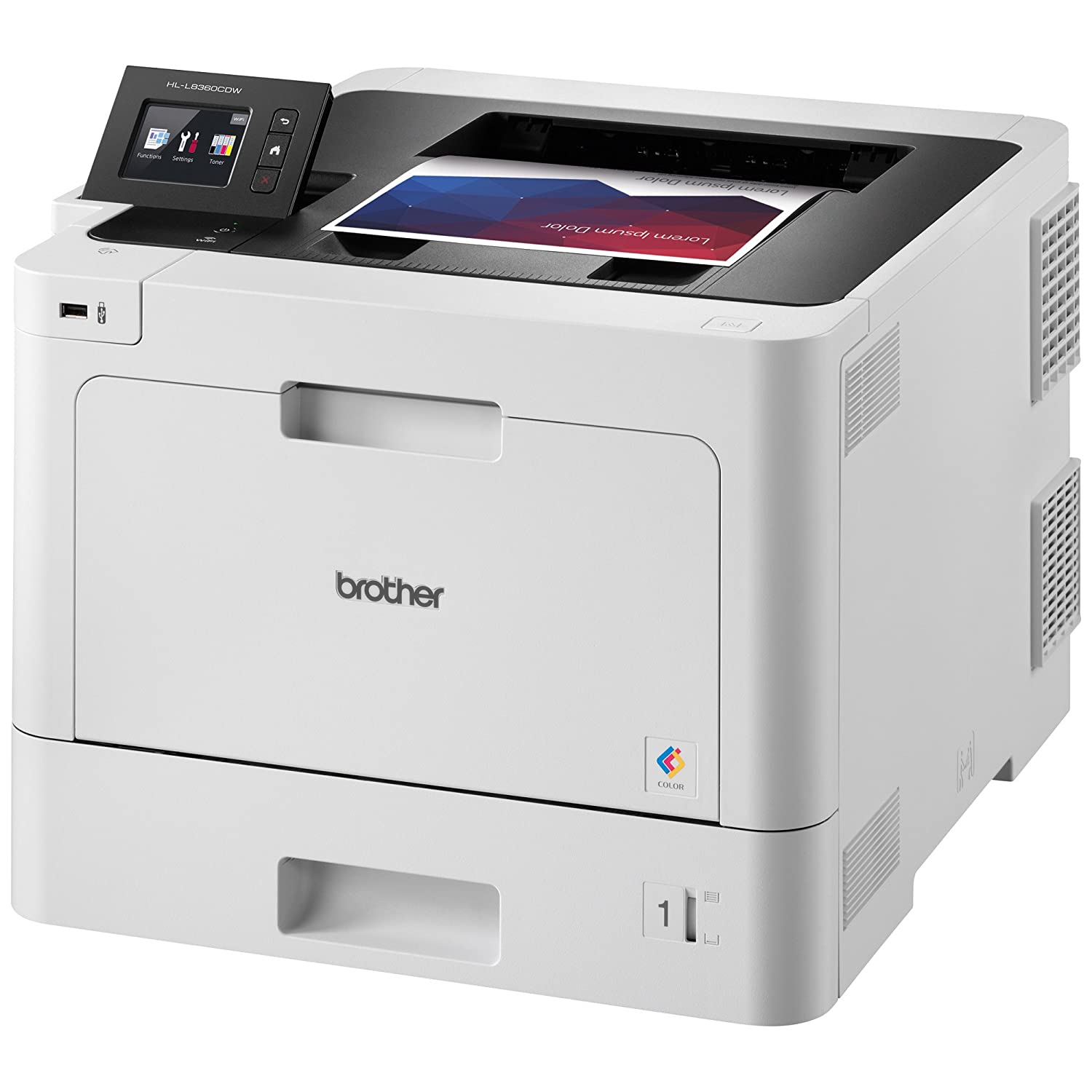 Brother Business Wireless Printer HL-L8360CDW Black Friday Deal 2019