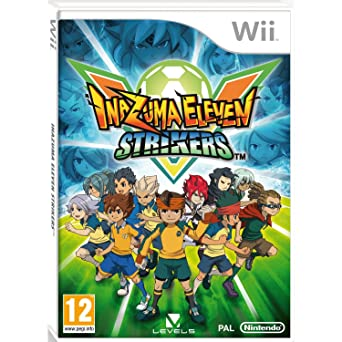 inazuma eleven strikers wii gratuit